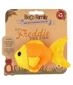 Beco Catnip Toy - Fish