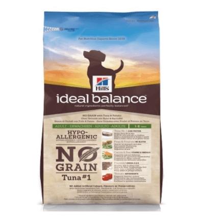 Canine Ideal Balance (Sans céréales - Thon)