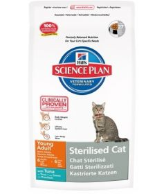 SP Feline Young Adult Sterilised (Thon)