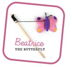 Canne à Pêche Butterfly