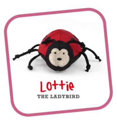 Canne à Pêche Ladybird