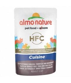 HFC Cuisine Filet de Thon Homard