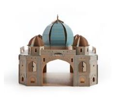 Maison de jeu Taj Mahal