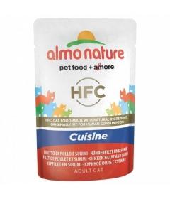 HFC Cuisine Poulet Surimi