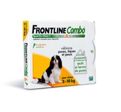 Antiparasitaire Frontline COMBO