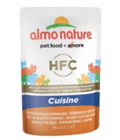 HFC Cuisine Poulet Fromage