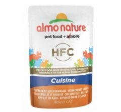 HFC Cuisine Poulet Fromage
