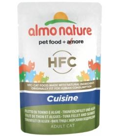 HFC Cuisine Filet de Thon et Algues