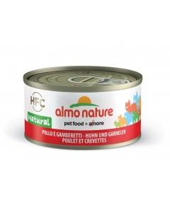 HFC Natural Poulet et Crevettes