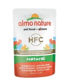 HFC Natural Saumon Potiron