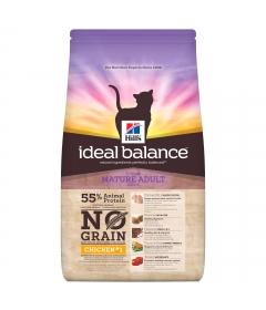 Feline Ideal Balance Mature (Sans céréales - Poulet)