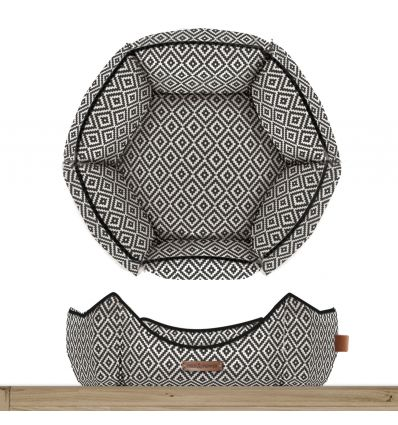 Sofa hexagonal Ethnik
