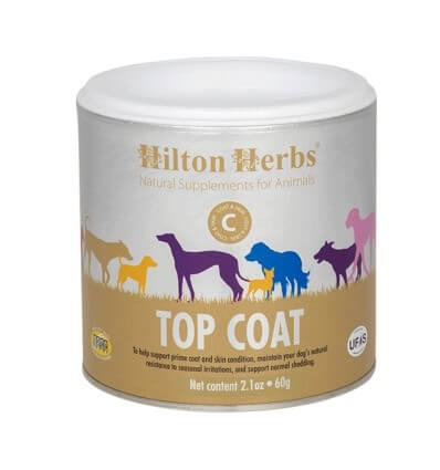 Top Coat (soin du poil)