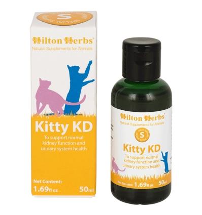 Kitty KD (système rénal & hépathique)