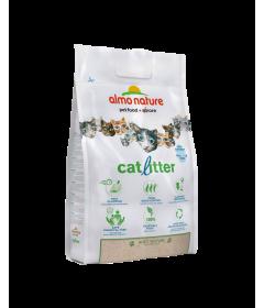 Litière biodégradable végétale