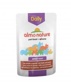 Daily Bio boeuf légumes