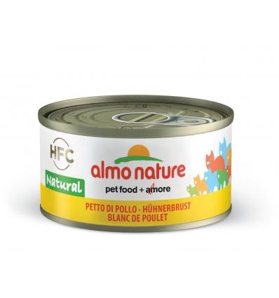 Boîte HFC Natural Blanc de poulet