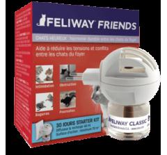 Diffuseur et Recharge Feliway Friends (48ml)