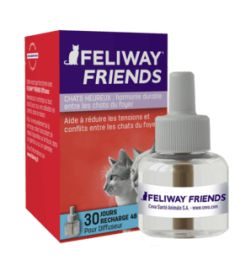 Recharge Feliway Friends (1 mois - 48ml)