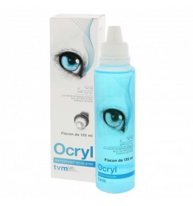 Nettoyant Yeux Ocryl