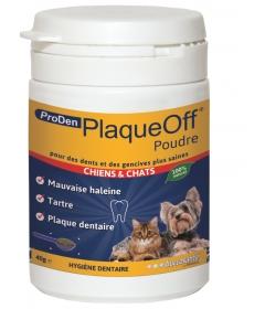 Plaque-off (poudre)
