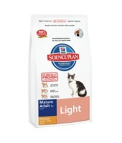 Feline Mature Light