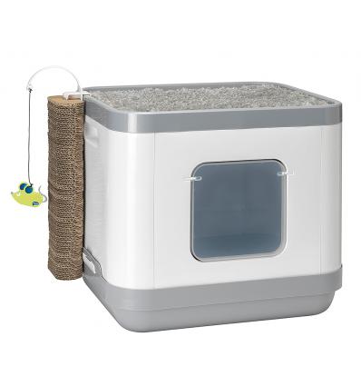 Maison de toilette Cat Concept