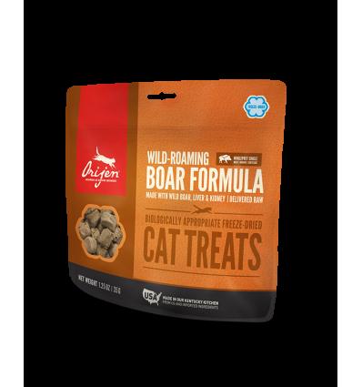 Treat Wild-Roaming Boar Cat