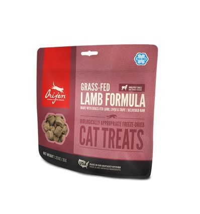 Treat Grass-Fed Lamb Cat