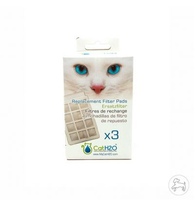 Filtre H2O recharge chient chat