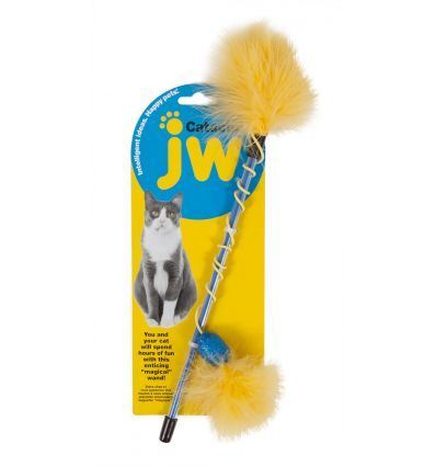 Cataction Feather Wand
