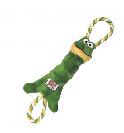 Kong Tugger Knots Frog