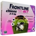 Antiparasitaire Frontline TRI-ACT