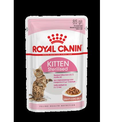Kitten Sterilised Sauce