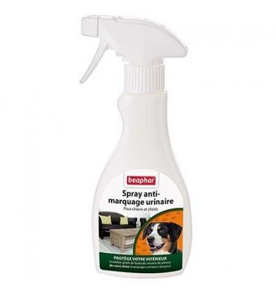 Spray anti-marquage urinaire chat