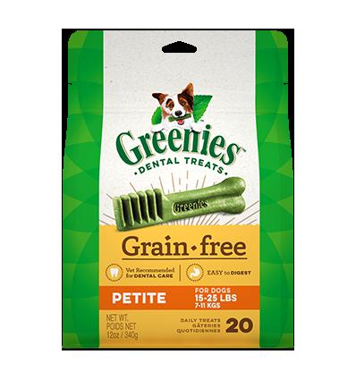 Greenies Petite sans céréales