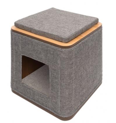 Arbre V cubo stone