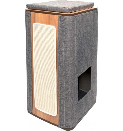Arbre V cubo tower