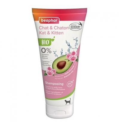 Shampoing chat & chaton Bio