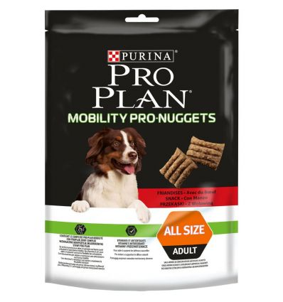 Mobility Nuggets Boeuf