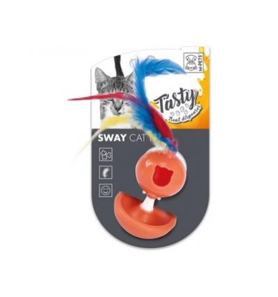 Sway cat toy