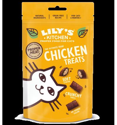 Cat Chicken treats