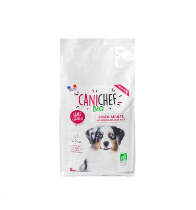 Cani Bio Sans Céréales (moyenne et grande race)