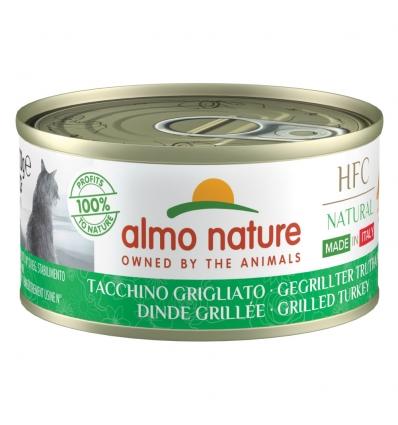 Boîte Natural Made in Italy dinde grillé