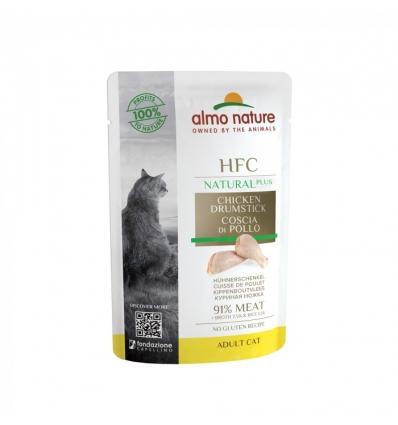 Sachet HFC Natural Plus Cuisse de poulet