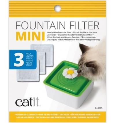 Mini Filtres pour Fontaine Flower (x2)