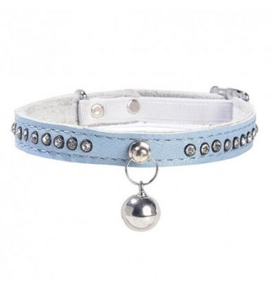 Collier chat eclat
