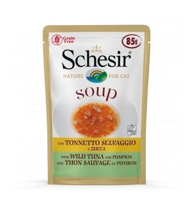 Soupe Thon sauvage et citrouille