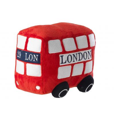 Peluche London Bus
