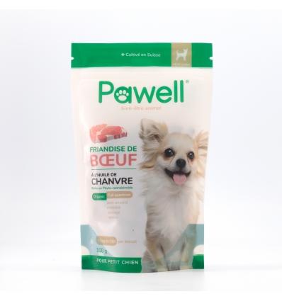 Friandise à l'huile de Chanvre (petit chien)